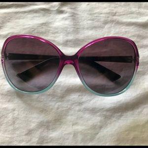 Vogue Purple and Blue Sunglasses
